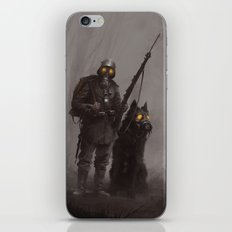 Infantryman iPhone & iPod Skin