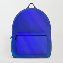 Fifty Shades of Blue Backpack