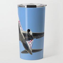 ABX Air Boeing 767-232(BDSF) Miami Take-off Florida Airplanes  Travel Mug