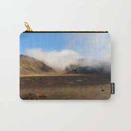 Tongariro Volcanic Landscape - New Zealand Carry-All Pouch