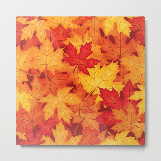 Autumn leaves #10 Metal Print