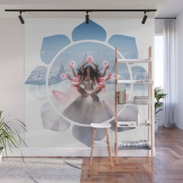 Power of P Wall Mural