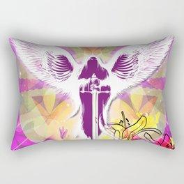Hyper Angel Rectangular Pillow