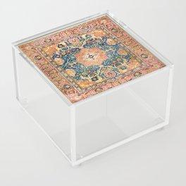 Amritsar Punjab North Indian Rug Print Acrylic Box