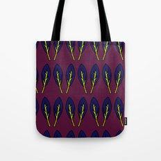 CRANBERRY LEAF Tote Bag