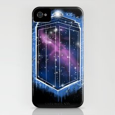 Time, Space, and Graffiti  iPhone (4, 4s) Slim Case