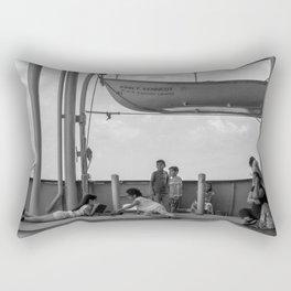 Simple Times NYC Rectangular Pillow