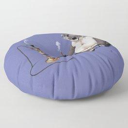 What a Drag! (Colour) Floor Pillow