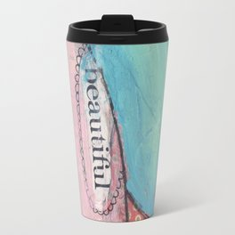 Beautiful Angel Travel Mug