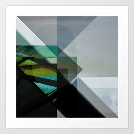 Trianglizm  Art Print