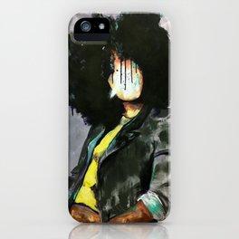 Naturally David iPhone Case