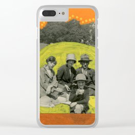 The Hope Bubble Clear iPhone Case