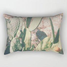 Cactus Garden Rectangular Pillow