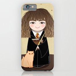 Kokeshi Hermi iPhone Case
