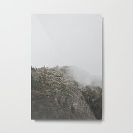 Grandfather Mountain Metal Print