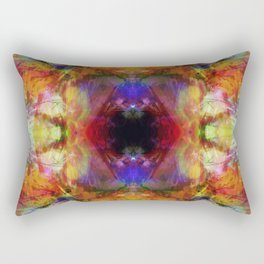 The glass dream Rectangular Pillow