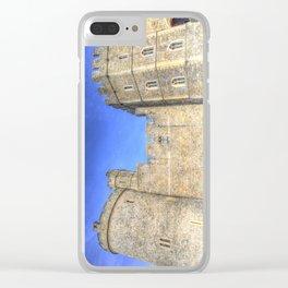 Windsor Castle Clear iPhone Case