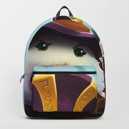 Caitlyn Poro League Of Legends Backpack