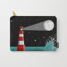 Fabulous Lighthouse Carry-All Pouch
