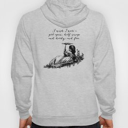 Wuthering Heights - Emily Bronte Hoody