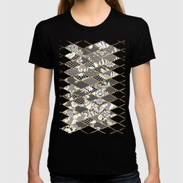 only lace T-shirt
