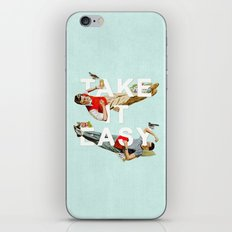 Take It Easy iPhone Skin