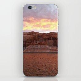 Lake Powell Evenings iPhone Skin