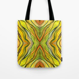 Flared Fern Tote Bag