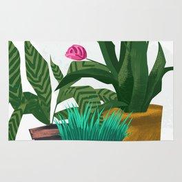 Plant Pots Rug