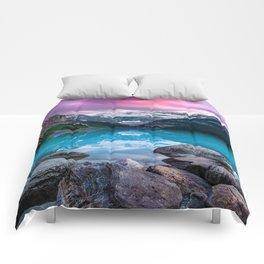 Lake Louise Comforters
