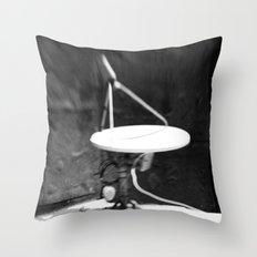 sat-a-lite Throw Pillow