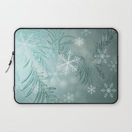 magical snow Laptop Sleeve