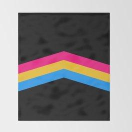 Pansexual Throw Blanket