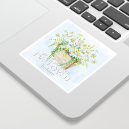 To All the Boys I've Loved Before by Jenny Han Sticker