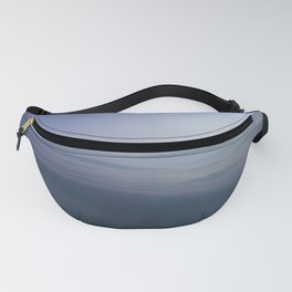 Silk Waves Fanny Pack