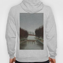 Le canal (ca 1905) by Henri Rousseau Hoody