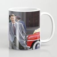 agent carter Mugs featuring Jack Thompson & Peggy Carter - Agent Carter. by agentcarter23