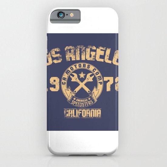 Los Angeles, California iPhone & iPod Case