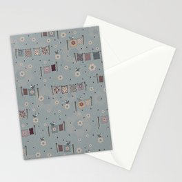 Quilter's Garden Stationery Cards