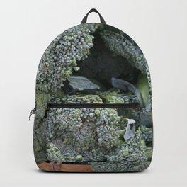 broccoli Flower in basket #food #society6 Backpack