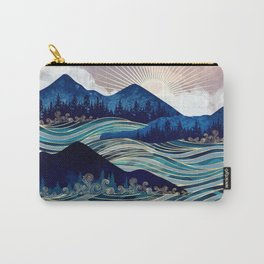 Ocean Sunrise Carry-All Pouch