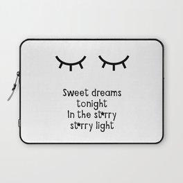 SweetStarryNight Laptop Sleeve