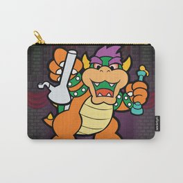 Dabbed Out Bowser Carry-All Pouch
