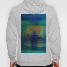 Abstract Composition 200 Hoody