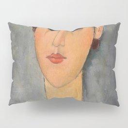 Portrait Of Mme Zborowska - Digital Remastered Edition Pillow Sham