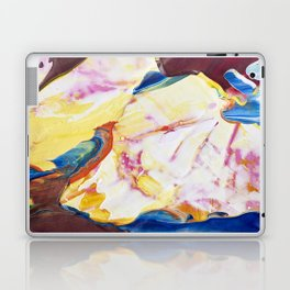Abstraction - Piece of warm - by LiliFlore Laptop & iPad Skin