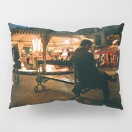 Meet you at the Carousel Pillow Sham