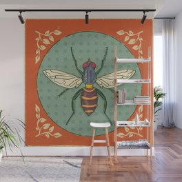 Insect Wall Mural