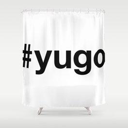 YUGOSLAVIA Shower Curtain