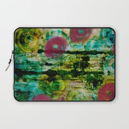 Spinning Wheels Laptop Sleeve